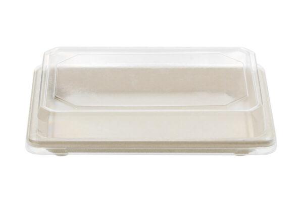 Σκεύος Σούσι από Ζαχαροκάλαμο Ν.15 με Καπάκι RPET | TESSERA Bio Products®