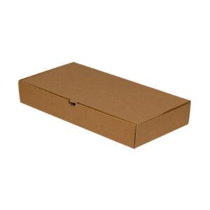 Χάρτινο Kraft Κουτί Φαγητού Παραλληλόγραμμο, Μεγάλο,31x15,5x5 cm