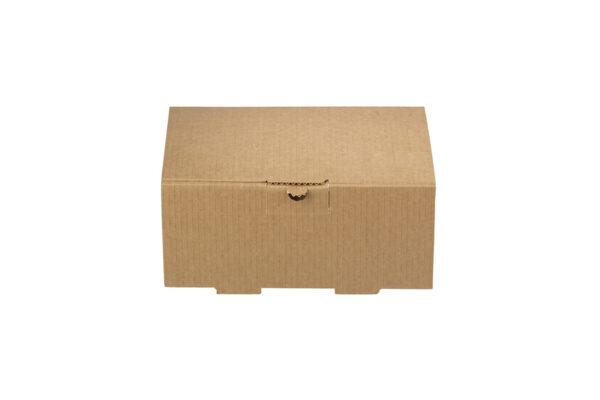 Δίφυλλο Χάρτινο Κουτί Φαγητού Kraft Calzone