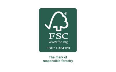 Πίστη σε ένα καλύτερο μέλλον, Πιστοποίηση FSC®