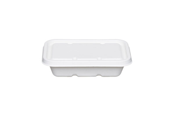 Injection Sugarcane M/W Food Container 500 ml   TESSERA Bio Products®