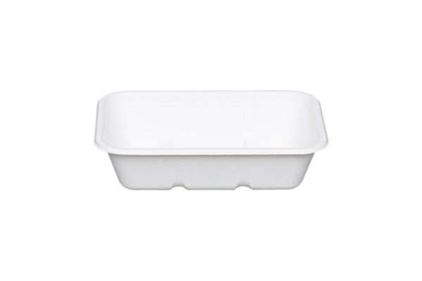 Injection Sugarcane M/W Food Container 650 ml | TESSERA Bio Products®