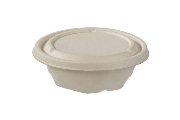 Μπωλ Σούπας από Ζαχαροκάλαμο 650ml 4x125τεμ. | TESSERA Bio Products®