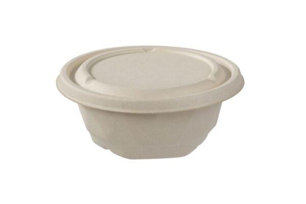 Μπωλ Σούπας από Ζαχαροκάλαμο 750ml 4x125τεμ. | TESSERA Bio Products®