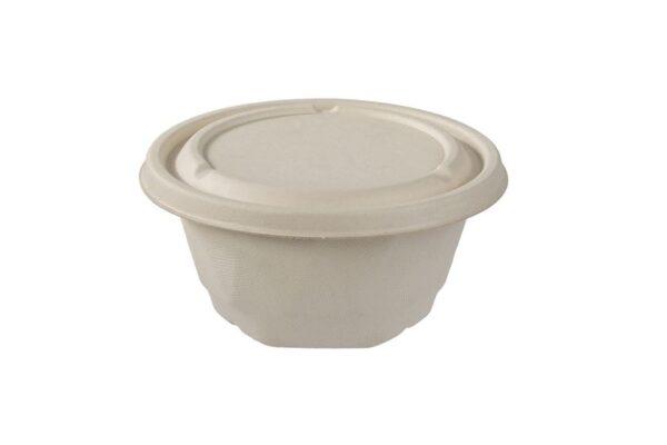 Μπωλ Σούπας από Ζαχαροκάλαμο 850ml 4x125τεμ. | TESSERA Bio Products®