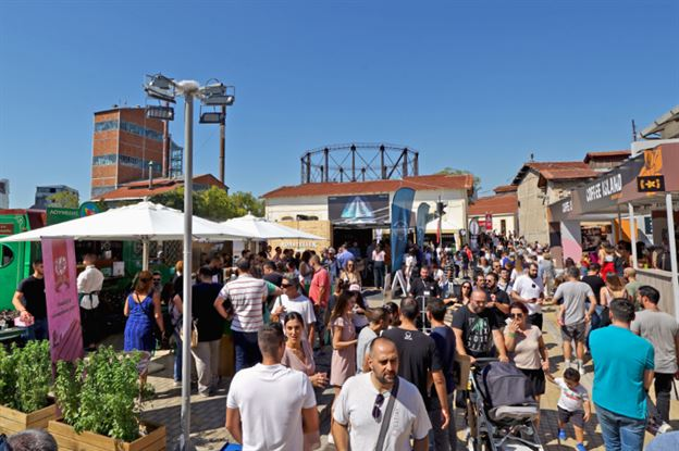 TESSERA Bio Products®: Χορηγός στο 5ο Athens Coffee Festival   TESSERA Bio Products®